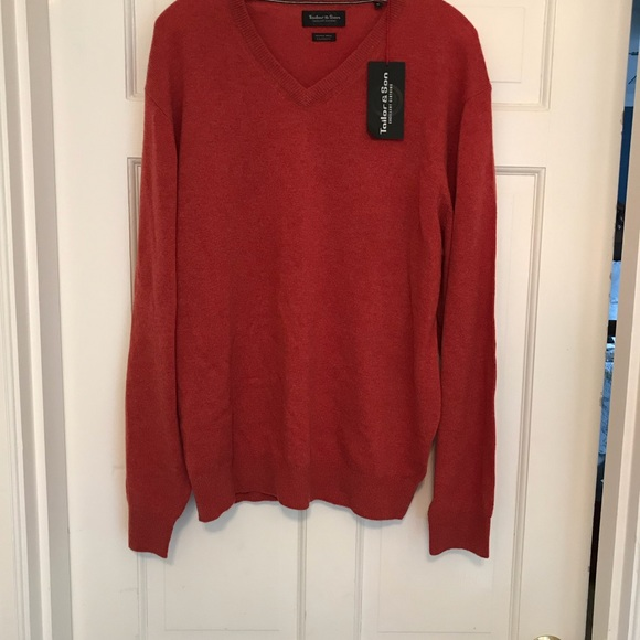 bbaa6922836 Tailor and Son XL Men s Sweater NWT